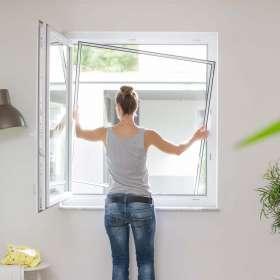 Spannrahmen-Insektenschutz von Neher