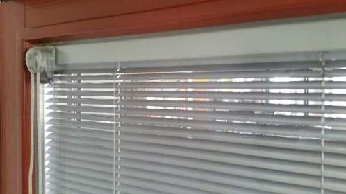 Integrierte Glasverschattung