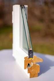 """Holzfenster """"historisch"""" mit echtem Wetterschenkel"""