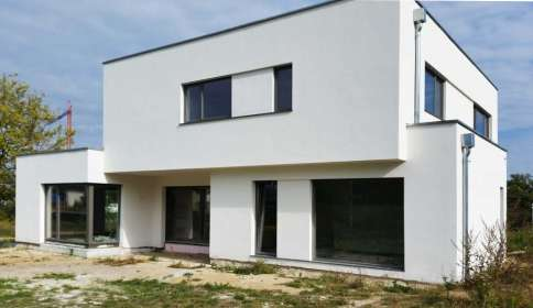 Neubau EFH, Holzfenster